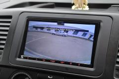 VW Transporter T5GP 2014 reverse camera upgrade 007