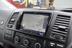 VW Transporter T5 2012 DAB upgrade 007