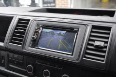 VW Transporter T6 2015 DAB screen upgrde 005