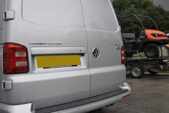 VW Transporter T6 2015 reverse cam upgrade 003