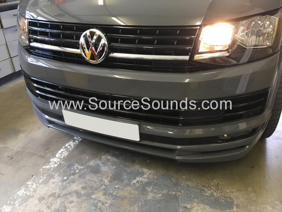 VW T6 2016 laser parking sensor 001