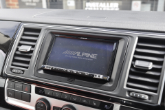 VW T6 2017 Alpine dab screen upgrade 004