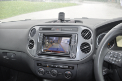 VW Tiguan 2016 reverse camera 004