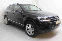 VW Touareg 2012 reverse camera upgrade 001