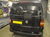 VW Transporter 2007 reverse camera upgrade 002
