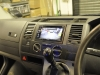 VW Transporter 2007 reverse camera upgrade 004