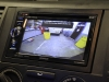 VW Transporter 2007 reverse camera upgrade 005