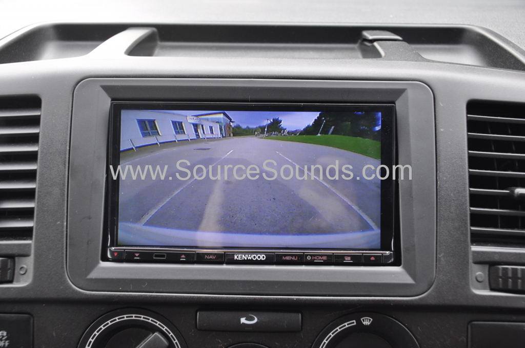 vw transporter t5 2012 reverse camera source sounds. Black Bedroom Furniture Sets. Home Design Ideas
