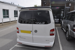VW T5 2012 cmos230 camera upgrade 002