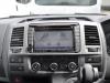 VW Transporter T5 2015 reverse camera upgrade 004