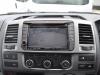 VW Transporter T5 2015 reverse camera upgrade 006