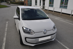 VW Up 2012 retro fit navigation 001