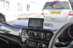VW Up 2012 retro fit navigation 002