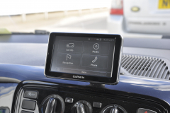 VW Up 2012 retro fit navigation 003