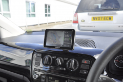 VW Up 2012 retro fit navigation 005