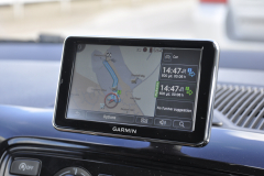 VW Up 2012 retro fit navigation 006