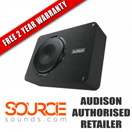 "Audison Prima 10"" APBX 10DS Sub Box"