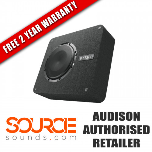 "Audison Prima 8"" APBX 8DS Sub Box"