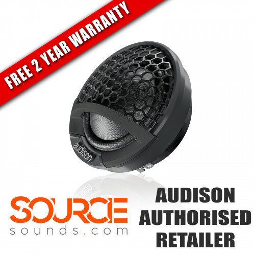 Audison Voce AV-11 28mm Tweeter Set