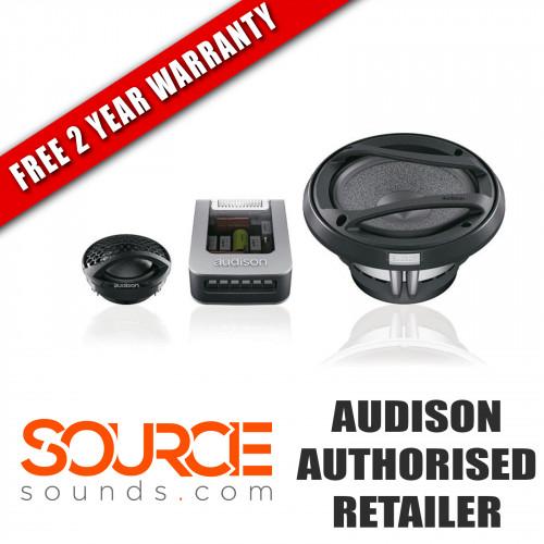 """Audison Voce AV-K6 6.5"""" Component Kit"""