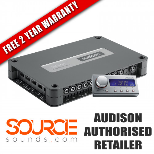 Audison BIT-One Interface Processor including Audison DRC