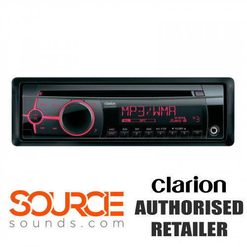 Clarion CZ102ER CD Auxiliary Stereo