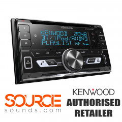 Kenwood DPX-5100BT Double Din USB CD AUX Bluetooth Stereo