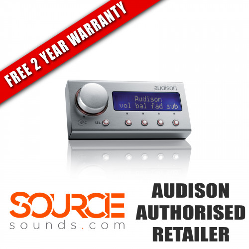 Audison DRC Digital Remote Control