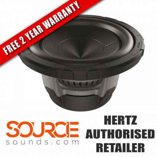 "Hertz Energy ES200.5 8"" Subwoofer 4 Ohm (Ω)"