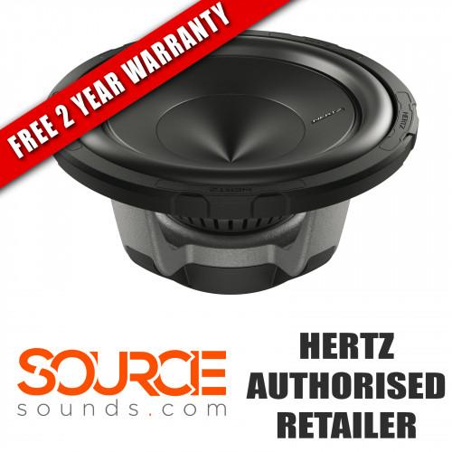 "Hertz Energy ES250.5 10"" Subwoofer 4 Ohm (Ω)"