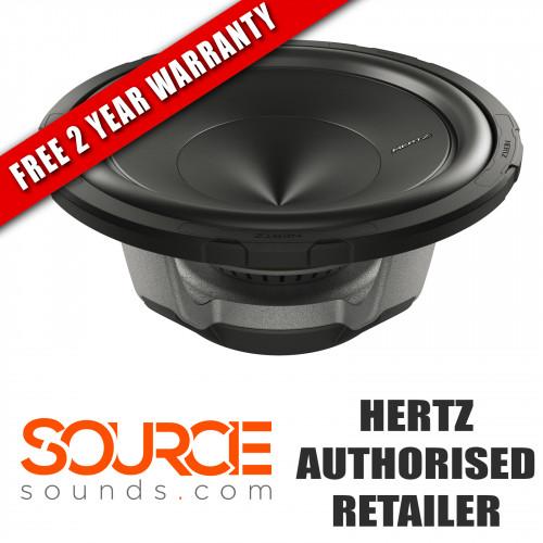 "Hertz Energy ES300D.5 12"" Subwoofer Dual 4 Ohm (Ω)"