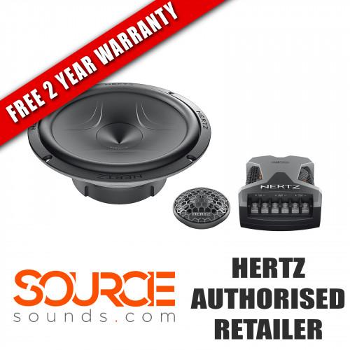 """Hertz ESK-165.5 6.5"""" Component Kit"""