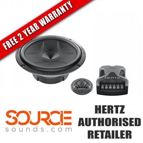 """Hertz ESK-165L.5 6.5"""" Component Kit"""