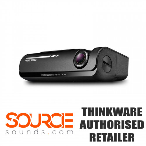 Thinkware F770 1080p Dash Cam - Front Only