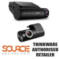 Thinkware F8002CH Pro 1080p Dash Cam - Front and Rear