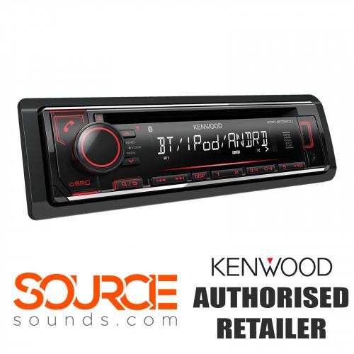 Kenwood KDC-BT520u CD USB AUX Bluetooth Stereo