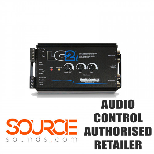 Audio Control LC2i Amplifier Integration Device