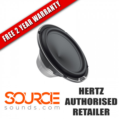 "Hertz Mille Legend ML1650.3 6.5"" Woofer Set"