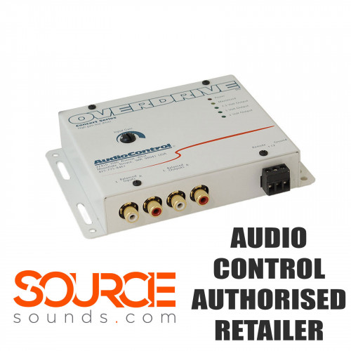 Audio Control Overdrive