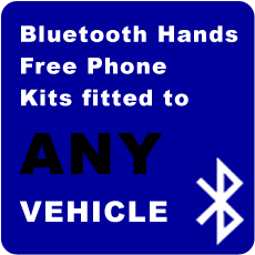 Professional bluetooth phone kits dealer in Sheffield