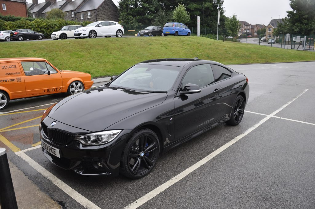 BMW 4 Series BMW Audio Upgrade